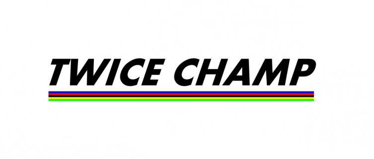 twice champ