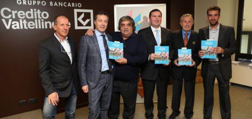 Gianni Mauri, Giovanni Barcellini, Claudio Pastori, Walter Cecchin, Livio Mereghetti, Stefano Longo