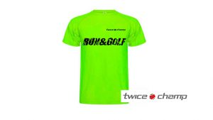 Maglia Run&Golf