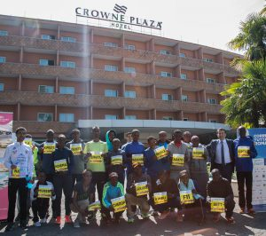 presentazione top runner al crowne plaza