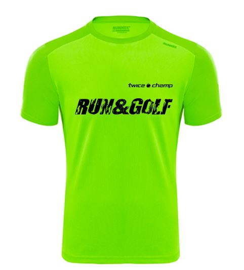 Maglia Run&Golf 2017